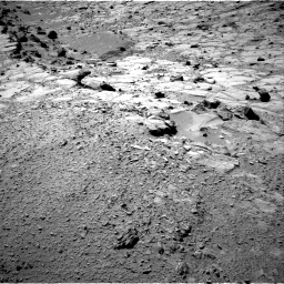 Nasa's Mars rover Curiosity acquired this image using its Right Navigation Camera on Sol 453, at drive 258, site number 22