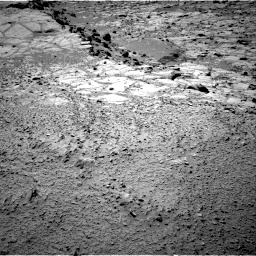 Nasa's Mars rover Curiosity acquired this image using its Right Navigation Camera on Sol 453, at drive 270, site number 22