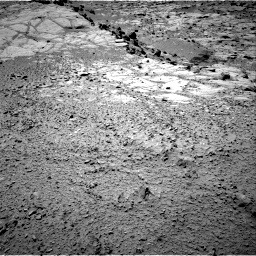 Nasa's Mars rover Curiosity acquired this image using its Right Navigation Camera on Sol 453, at drive 276, site number 22