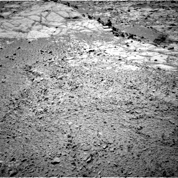 Nasa's Mars rover Curiosity acquired this image using its Right Navigation Camera on Sol 453, at drive 282, site number 22