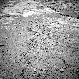 Nasa's Mars rover Curiosity acquired this image using its Right Navigation Camera on Sol 453, at drive 288, site number 22