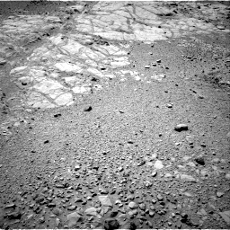 Nasa's Mars rover Curiosity acquired this image using its Right Navigation Camera on Sol 453, at drive 306, site number 22