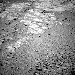 Nasa's Mars rover Curiosity acquired this image using its Right Navigation Camera on Sol 453, at drive 312, site number 22