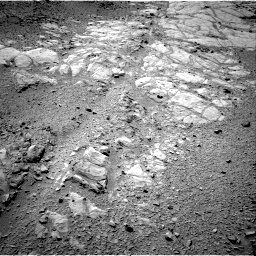 Nasa's Mars rover Curiosity acquired this image using its Right Navigation Camera on Sol 453, at drive 318, site number 22