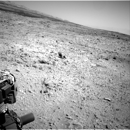 Nasa's Mars rover Curiosity acquired this image using its Right Navigation Camera on Sol 453, at drive 336, site number 22