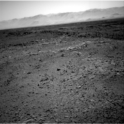 Nasa's Mars rover Curiosity acquired this image using its Right Navigation Camera on Sol 453, at drive 354, site number 22