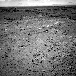 Nasa's Mars rover Curiosity acquired this image using its Right Navigation Camera on Sol 453, at drive 372, site number 22