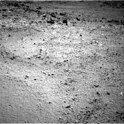Nasa's Mars rover Curiosity acquired this image using its Right Navigation Camera on Sol 453, at drive 390, site number 22