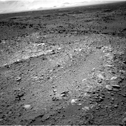 Nasa's Mars rover Curiosity acquired this image using its Right Navigation Camera on Sol 453, at drive 444, site number 22