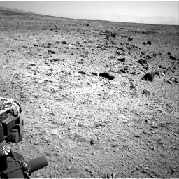 Nasa's Mars rover Curiosity acquired this image using its Right Navigation Camera on Sol 453, at drive 450, site number 22