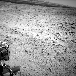 Nasa's Mars rover Curiosity acquired this image using its Right Navigation Camera on Sol 453, at drive 462, site number 22