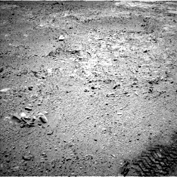 Nasa's Mars rover Curiosity acquired this image using its Left Navigation Camera on Sol 454, at drive 490, site number 22