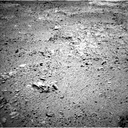 Nasa's Mars rover Curiosity acquired this image using its Left Navigation Camera on Sol 454, at drive 496, site number 22