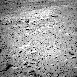 Nasa's Mars rover Curiosity acquired this image using its Left Navigation Camera on Sol 454, at drive 706, site number 22