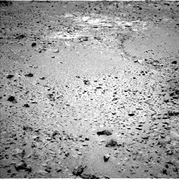 Nasa's Mars rover Curiosity acquired this image using its Left Navigation Camera on Sol 454, at drive 772, site number 22