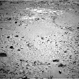 Nasa's Mars rover Curiosity acquired this image using its Left Navigation Camera on Sol 454, at drive 778, site number 22