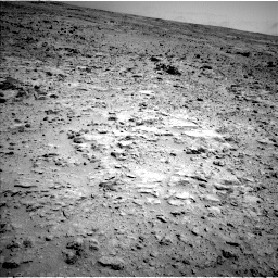 Nasa's Mars rover Curiosity acquired this image using its Left Navigation Camera on Sol 454, at drive 802, site number 22