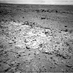 Nasa's Mars rover Curiosity acquired this image using its Left Navigation Camera on Sol 454, at drive 814, site number 22