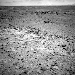 Nasa's Mars rover Curiosity acquired this image using its Left Navigation Camera on Sol 454, at drive 832, site number 22
