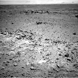 Nasa's Mars rover Curiosity acquired this image using its Left Navigation Camera on Sol 454, at drive 844, site number 22