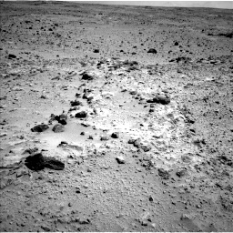 Nasa's Mars rover Curiosity acquired this image using its Left Navigation Camera on Sol 454, at drive 916, site number 22