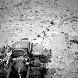 Nasa's Mars rover Curiosity acquired this image using its Left Navigation Camera on Sol 454, at drive 946, site number 22