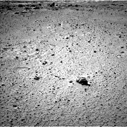 Nasa's Mars rover Curiosity acquired this image using its Left Navigation Camera on Sol 454, at drive 988, site number 22