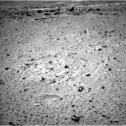 Nasa's Mars rover Curiosity acquired this image using its Left Navigation Camera on Sol 454, at drive 1006, site number 22