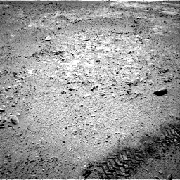 Nasa's Mars rover Curiosity acquired this image using its Right Navigation Camera on Sol 454, at drive 490, site number 22