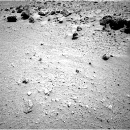 Nasa's Mars rover Curiosity acquired this image using its Right Navigation Camera on Sol 454, at drive 640, site number 22