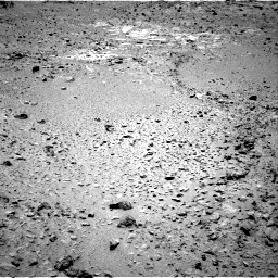 Nasa's Mars rover Curiosity acquired this image using its Right Navigation Camera on Sol 454, at drive 772, site number 22
