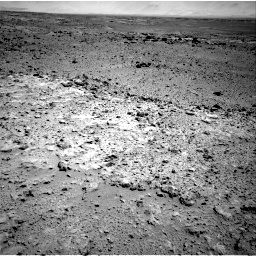 Nasa's Mars rover Curiosity acquired this image using its Right Navigation Camera on Sol 454, at drive 814, site number 22