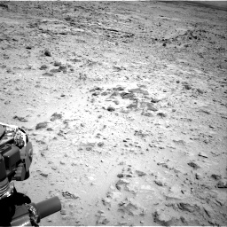 Nasa's Mars rover Curiosity acquired this image using its Right Navigation Camera on Sol 454, at drive 820, site number 22