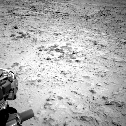 Nasa's Mars rover Curiosity acquired this image using its Right Navigation Camera on Sol 454, at drive 826, site number 22