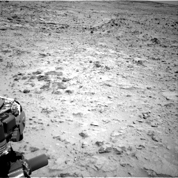 Nasa's Mars rover Curiosity acquired this image using its Right Navigation Camera on Sol 454, at drive 832, site number 22
