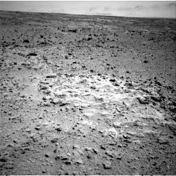 Nasa's Mars rover Curiosity acquired this image using its Right Navigation Camera on Sol 454, at drive 850, site number 22