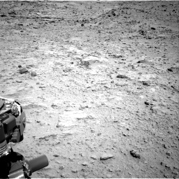 Nasa's Mars rover Curiosity acquired this image using its Right Navigation Camera on Sol 454, at drive 868, site number 22