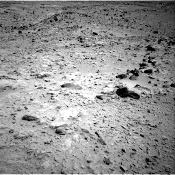 Nasa's Mars rover Curiosity acquired this image using its Right Navigation Camera on Sol 454, at drive 892, site number 22