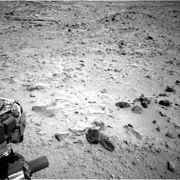 Nasa's Mars rover Curiosity acquired this image using its Right Navigation Camera on Sol 454, at drive 928, site number 22