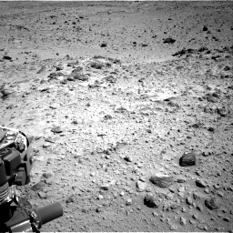 Nasa's Mars rover Curiosity acquired this image using its Right Navigation Camera on Sol 454, at drive 970, site number 22