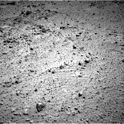 Nasa's Mars rover Curiosity acquired this image using its Right Navigation Camera on Sol 454, at drive 976, site number 22