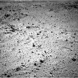 Nasa's Mars rover Curiosity acquired this image using its Right Navigation Camera on Sol 454, at drive 994, site number 22