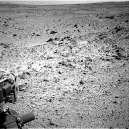 Nasa's Mars rover Curiosity acquired this image using its Right Navigation Camera on Sol 454, at drive 1000, site number 22