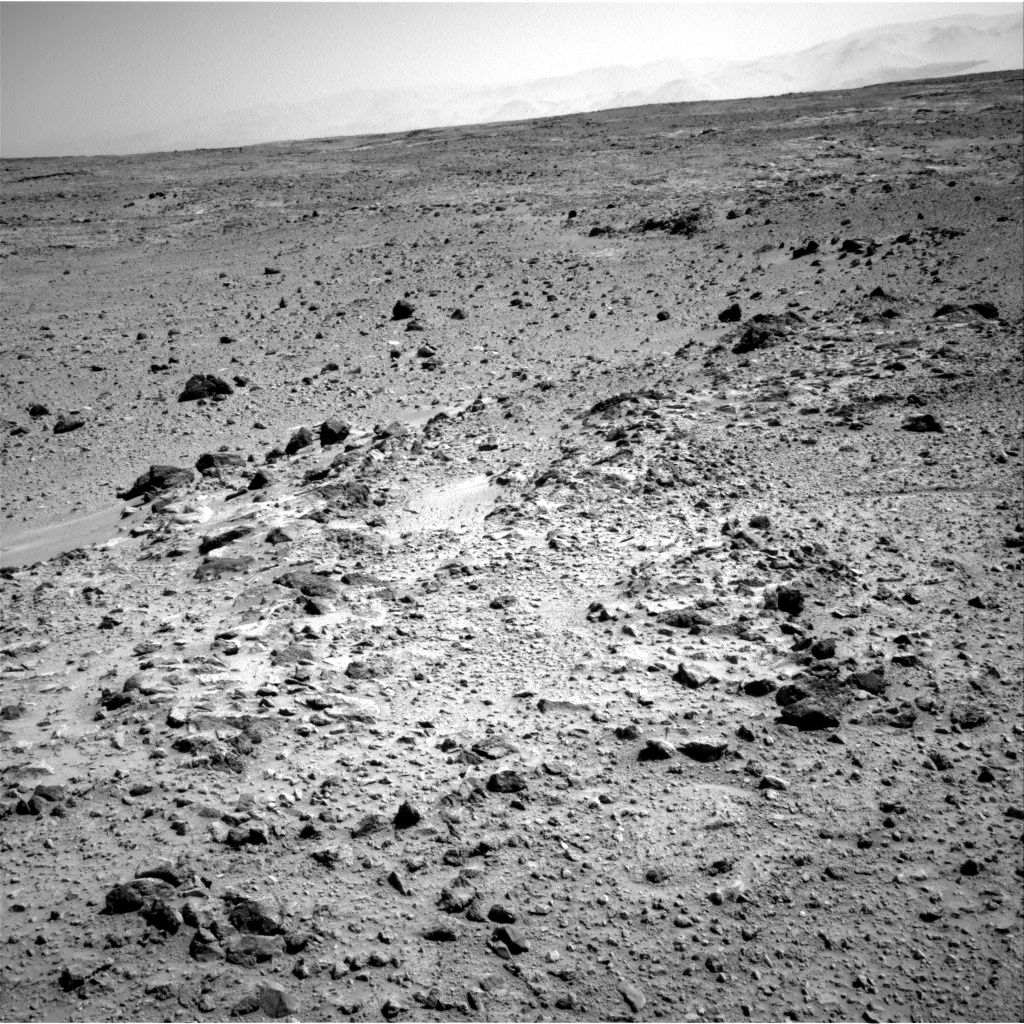 Nasa's Mars rover Curiosity acquired this image using its Right Navigation Camera on Sol 454, at drive 0, site number 23