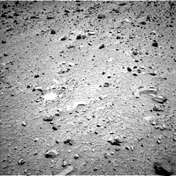 Nasa's Mars rover Curiosity acquired this image using its Left Navigation Camera on Sol 455, at drive 156, site number 23