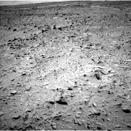 Nasa's Mars rover Curiosity acquired this image using its Left Navigation Camera on Sol 455, at drive 276, site number 23