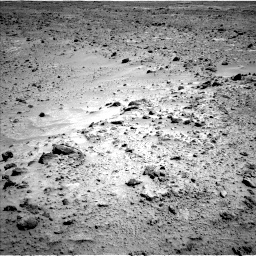 Nasa's Mars rover Curiosity acquired this image using its Left Navigation Camera on Sol 455, at drive 336, site number 23