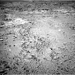 Nasa's Mars rover Curiosity acquired this image using its Left Navigation Camera on Sol 455, at drive 354, site number 23