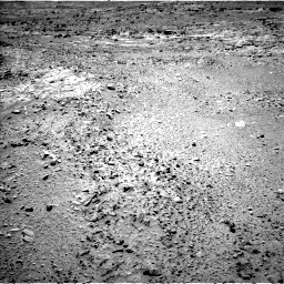 Nasa's Mars rover Curiosity acquired this image using its Left Navigation Camera on Sol 455, at drive 366, site number 23