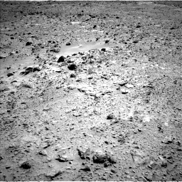 Nasa's Mars rover Curiosity acquired this image using its Left Navigation Camera on Sol 455, at drive 378, site number 23